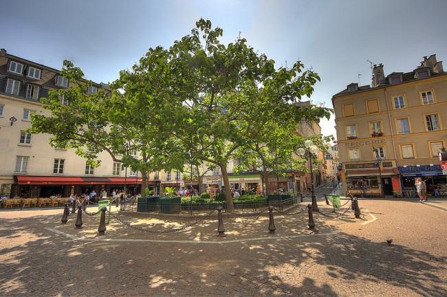 Place de la Contrescarpe | © Claude Attard/Flickr