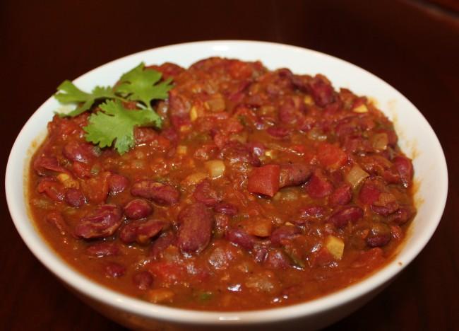 Red Kidney Bean Curry |© Scott Veg/Flikr