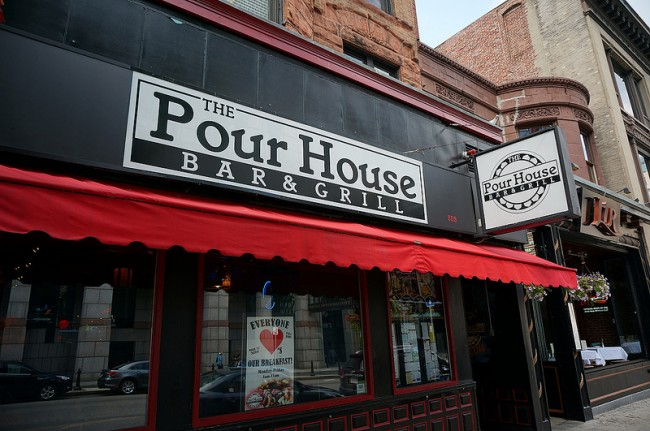 The Pour House | © Kristina D.C. Hoeppner/flicker