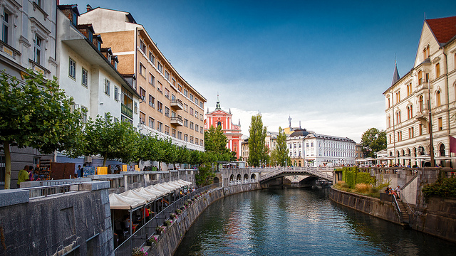 Ljubljana | © Gilad Rom/Flickr