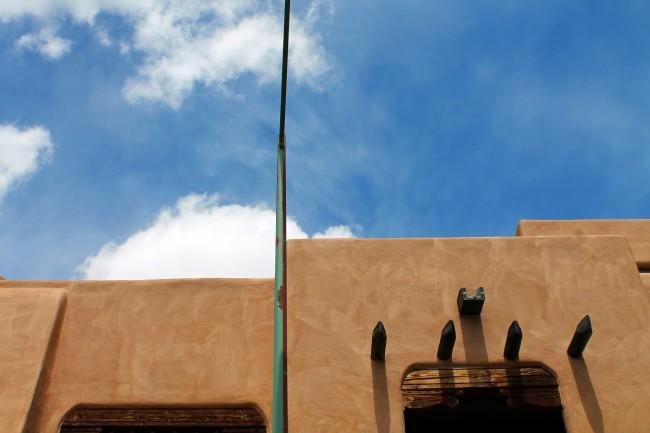 Santa Fe, New Mexico | © Sarah Stierch/Flickr