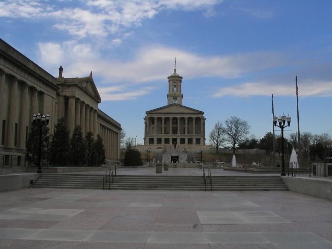 Tennessee State Capitol © Ken Lund/Flickr