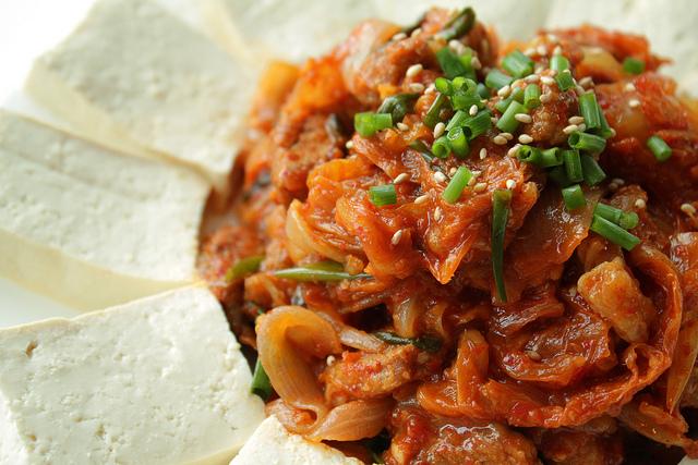 Kimchi|© Chloe Lim Flickr