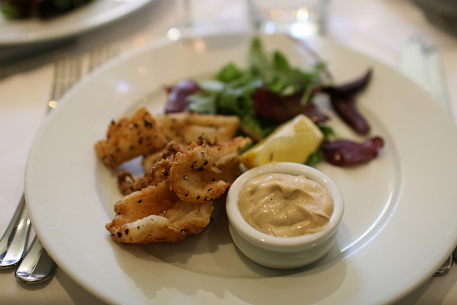 Salt and Pepper Squid © Richard Moross/Flickr