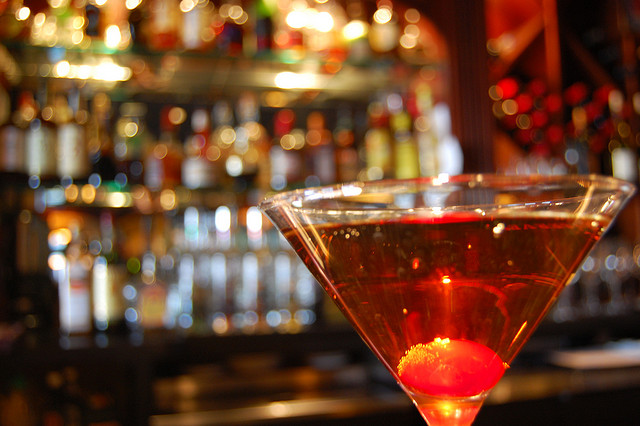 A Manhattan cocktail | © Southern Foodways Alliance/Flickr