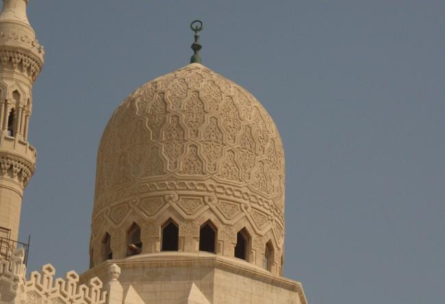 Abu abbas al mursi mosque in alexandria egypt   © Jerrye & Roy Klotz/Wikicommons