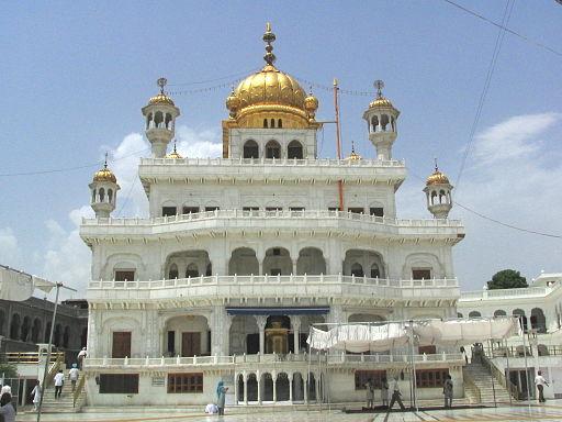 Akal takhat amritsar | © Amarpreet.singh.in/WikiCommons