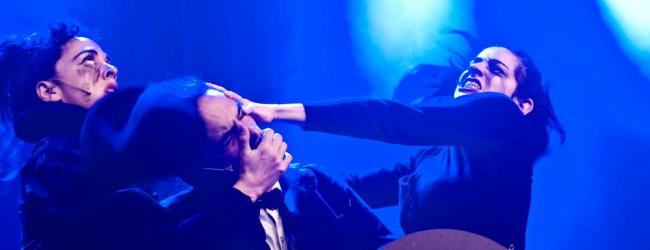 Tziporela's Odd Birdz Performance ⒸAkitzaTivit