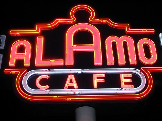 Alamo Café © Amy the Nurse_Flickr