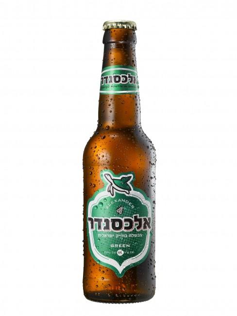 Alexander's Green Beer | © Wikicommons