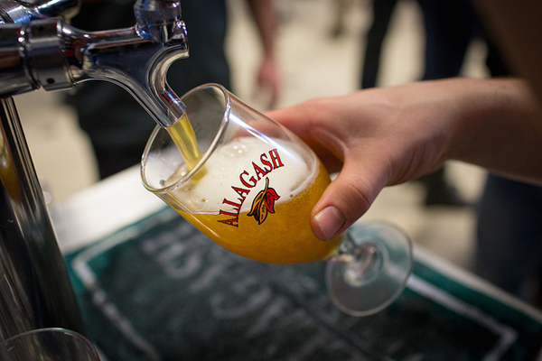 flickr.com - Allagash Brewery