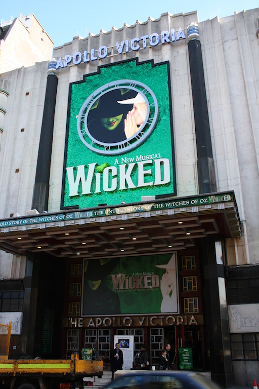 Wicked At The Apollo | © The Lud / WikiCommons