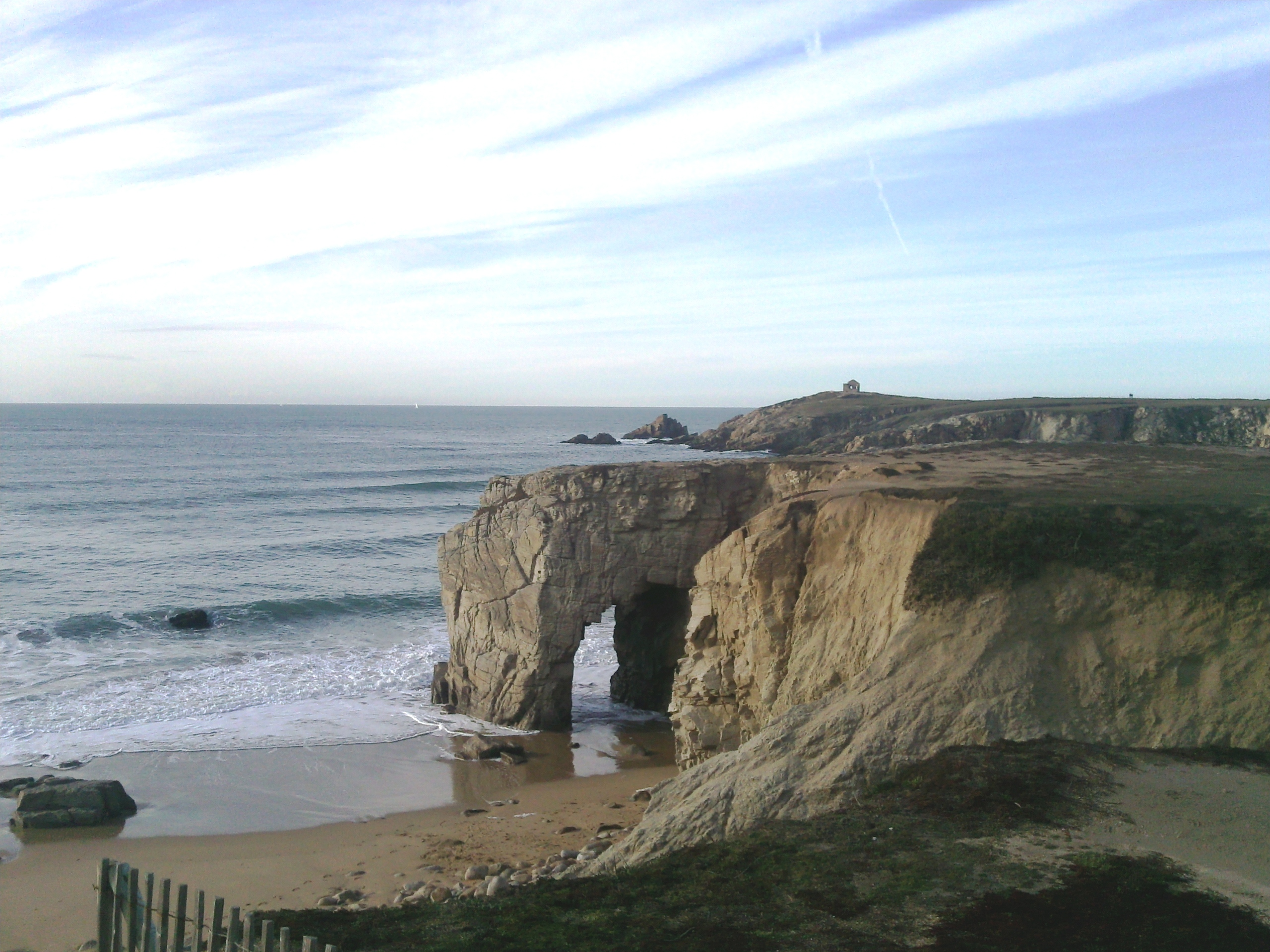 France 39 s most scenic roads brittany s c te sauvage - Camping port blanc saint pierre quiberon ...