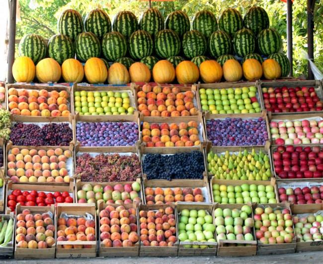 Armenian fruit | Courtesy of Araratours.com
