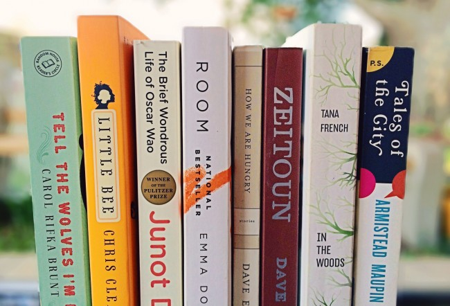 Immerse yourself in a book | © Brittany Stevens/Flickr