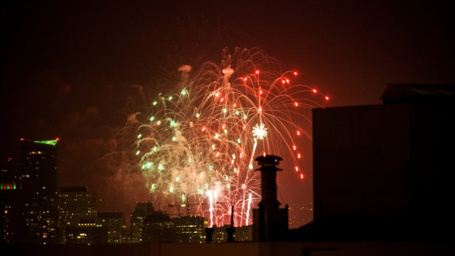 Do what you want on New Year's Eve | © Matt Biddulph/Flickr