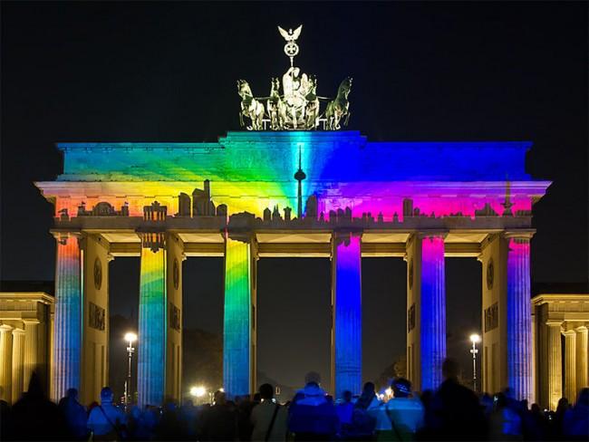Brandenburg Gate   © Pedelecs/WikiCommons