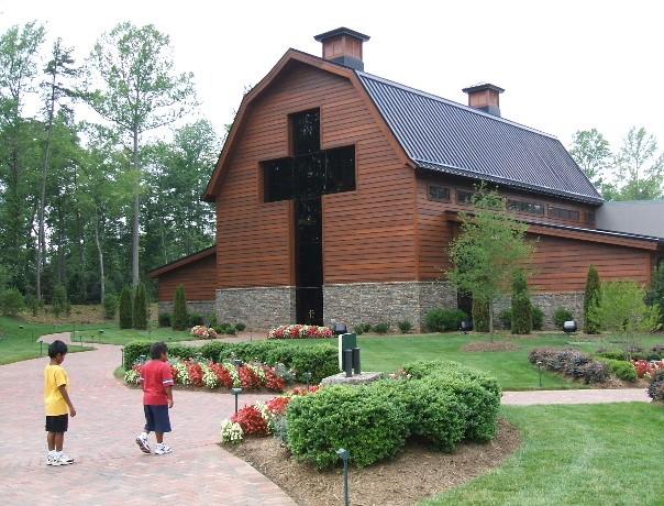 Billy Graham Library and Grounds | © MattKeegan/Wikicommons