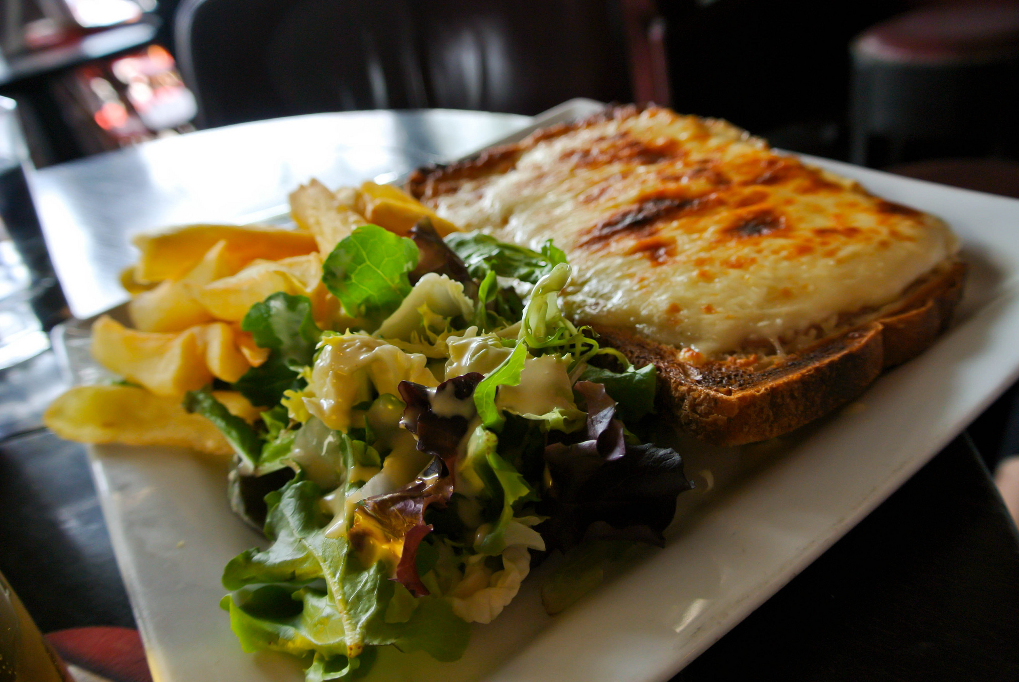 Croque Monsieur for Madame | ©Kurtis Garbutt/Flickr