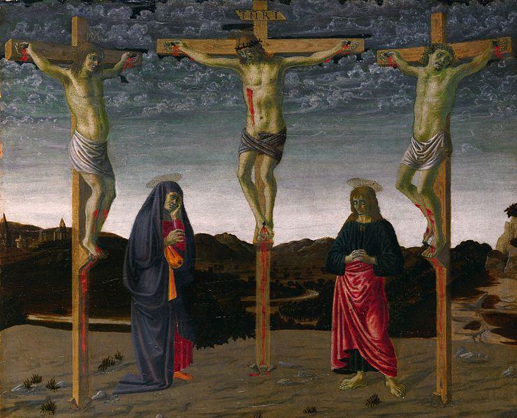 The Crucifixion | © Eugene a / WikiCommons