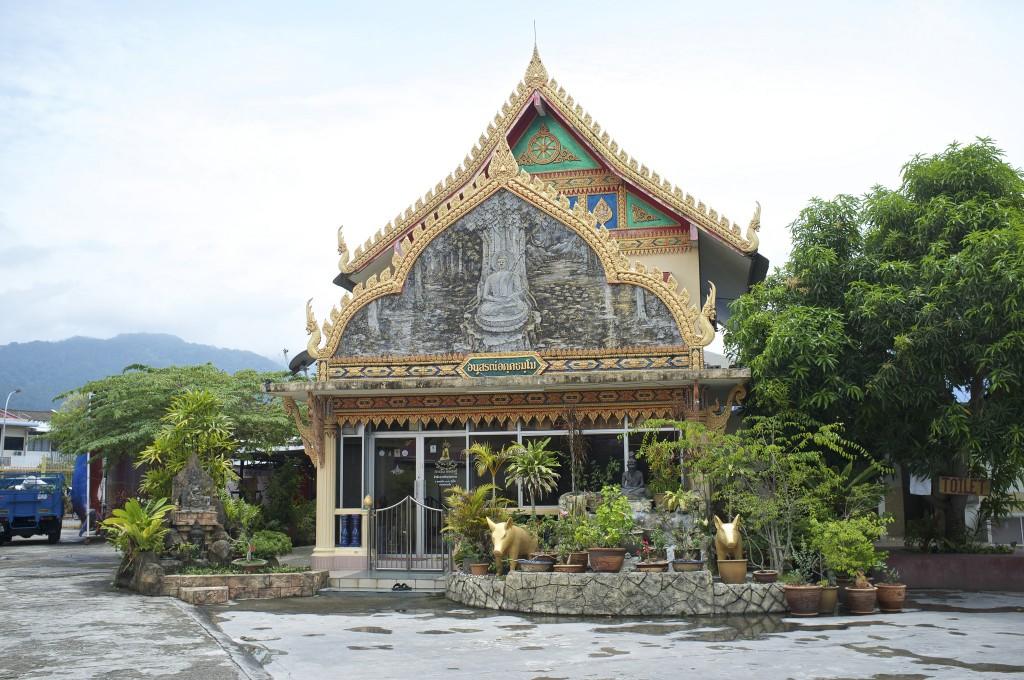 Burmese temple|©Zykov/Flickr