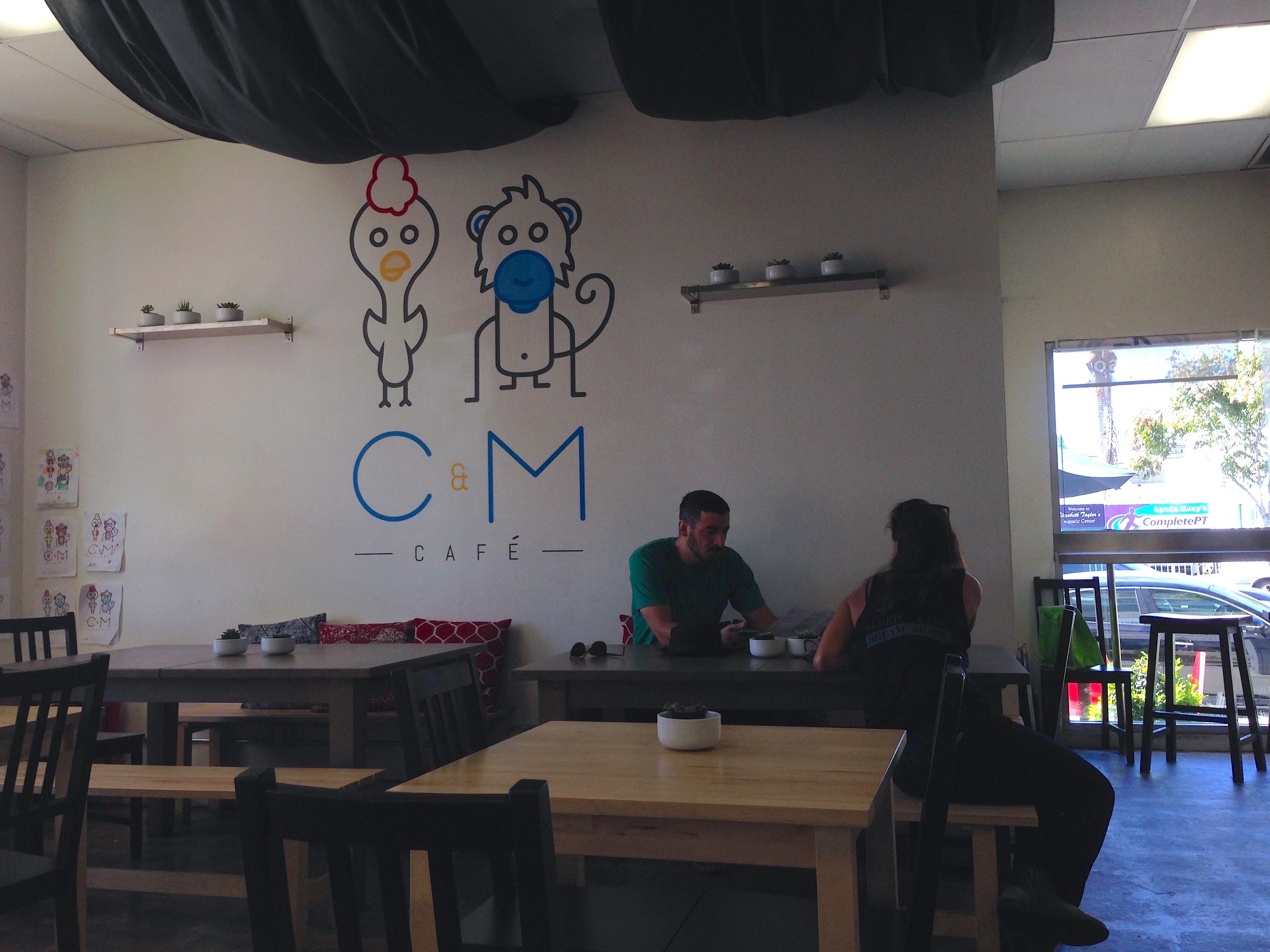 C & M Cafe | © Steven Ray Morris