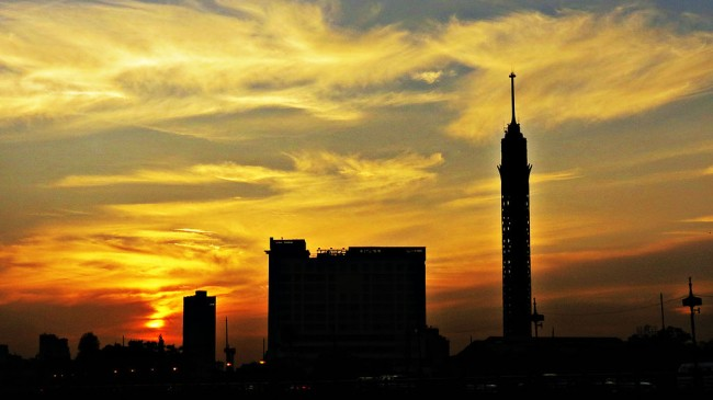 Cairo tower © Maro tharwat/Wikicommons