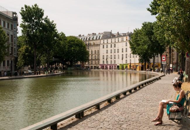 Canal St. Martin | © Tonio Vega/Flickr