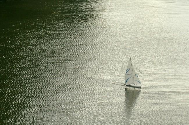 Bateau, Canal St. Martin | © Céline/Flickr