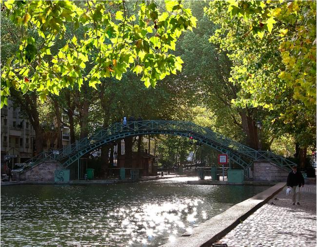Canal St. Martin | © @lain G, le retour !/Flickr