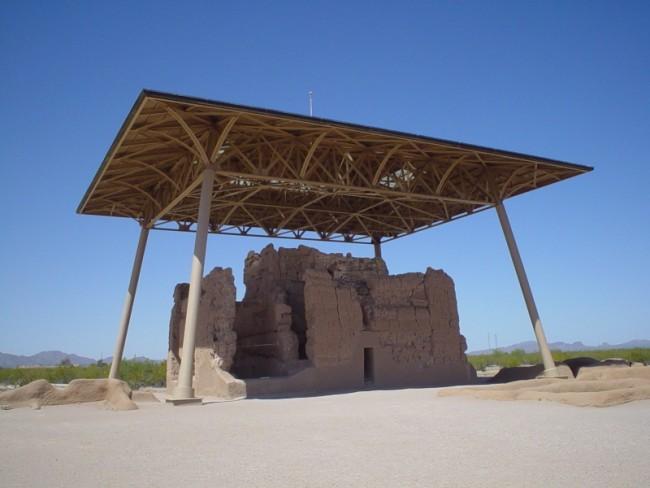 Casa Grande Ruins   Ⓒ A2Kafir/WikiCommons