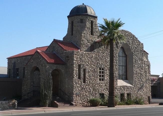Casa Grande Historical Museum   Ⓒ Ammodramus/WikiCommons