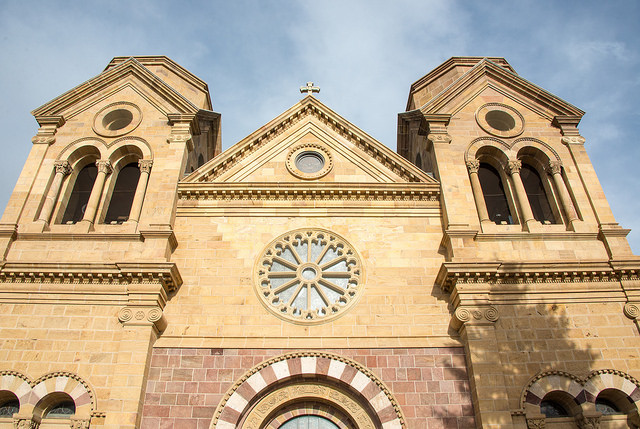 Cathedral Basilica of St. Francis of Assisi | ©Kent Kanouse/Flickr