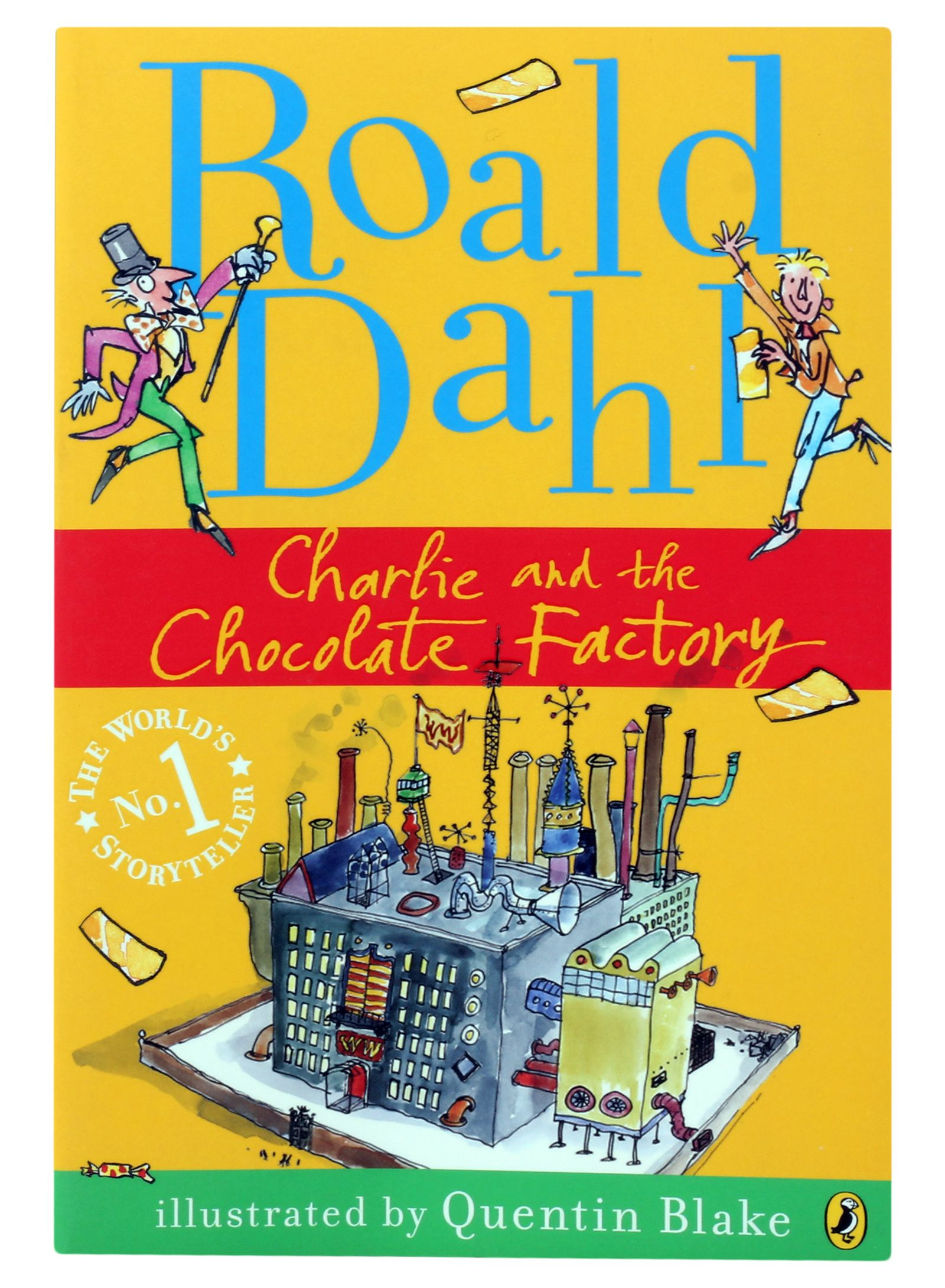 Charlie and the Chocolate Factory | © Puffin