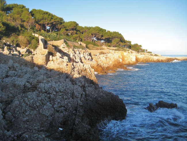 Cap d'Antibes | © Aimelaime/WikiCommons