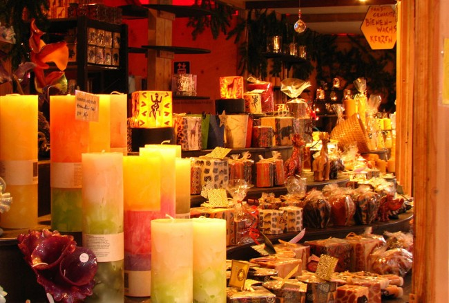 Christmas Candles | © CGP Grey/WikiCommons