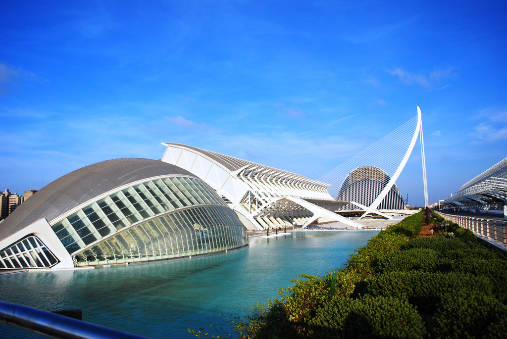 Ciudad de las Artes y las Ciencias, Valencia | © Maribelle71 ...