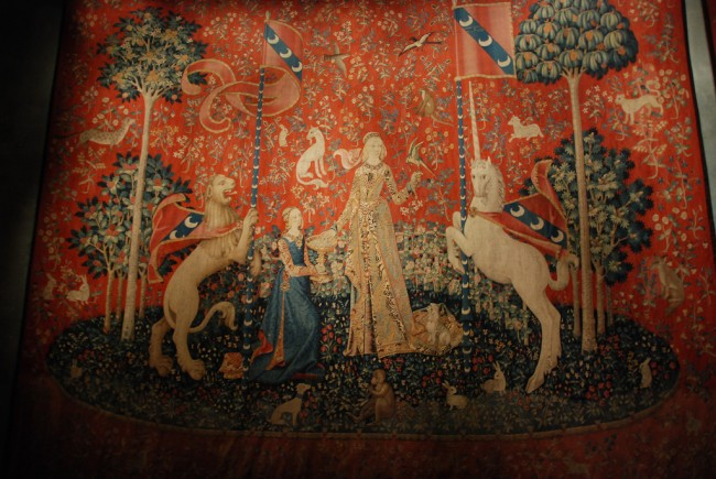 Lady and the Unicorn Tapestries | © ~Ealasaid~/Flickr