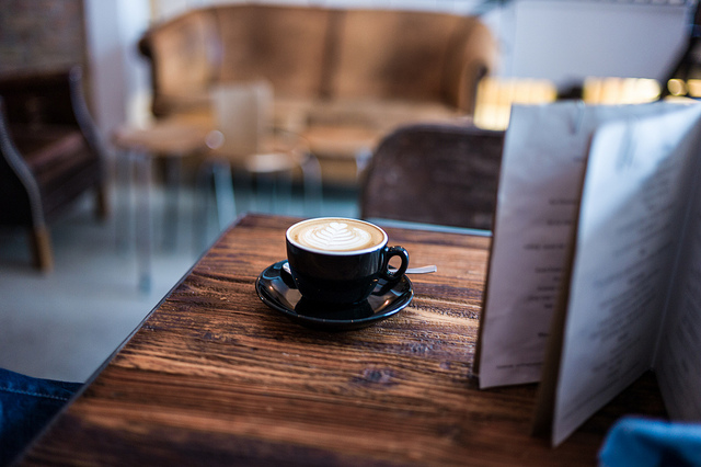 Flat White | ©wolfB1958/Flickr