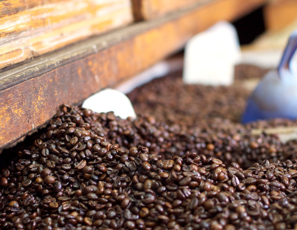 Coffee beans | © Rob Taylor/Flickr