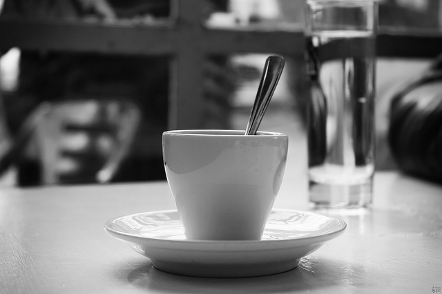 French Coffee | ©Lou Gabian/Flickr