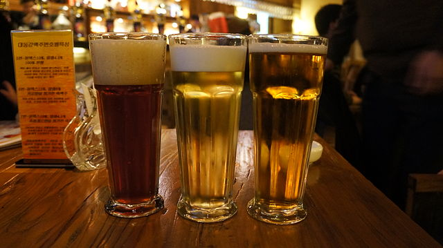 Craft Beers | © WikiCommons
