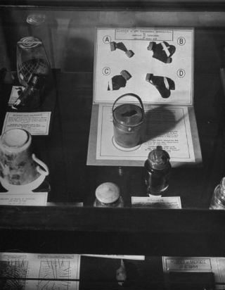 Display at The Crime Museum © Paul Townsend | Flickr