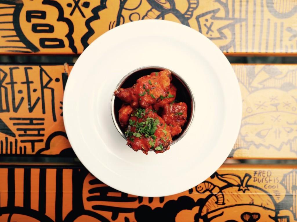 Curry Leaf Café | Courtesy of Curry Leaf Café