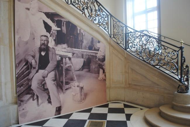 Musée Rodin, Paris   © Molli McConnell