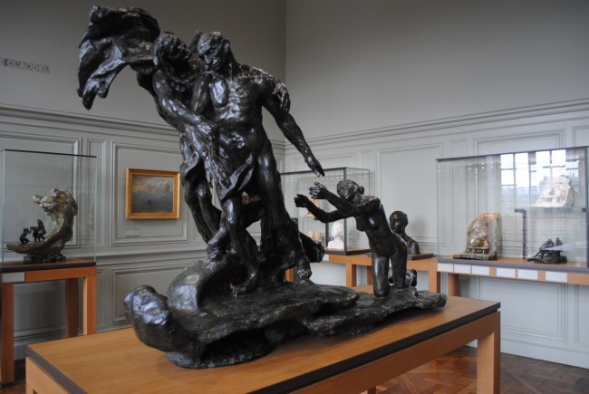 Age of Maturity by Camille Claudel, pupil and lover to Auguste Rodin, Musée Rodin, Paris | © Molli McConnell
