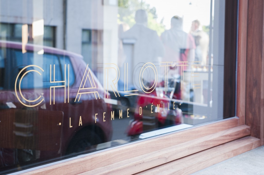 The facade of Charlotte | Courtesy of Charlotte/Café-Cuisine