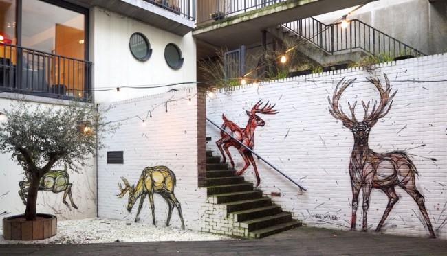 Winkelhaak Deer | Courtesy of Dzia