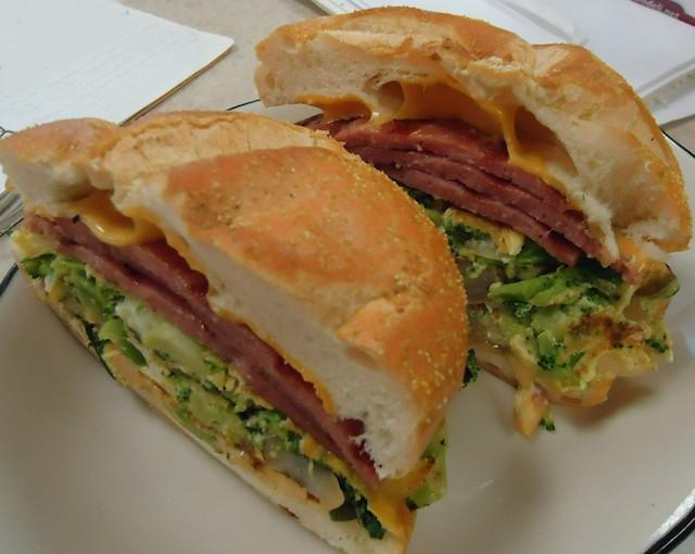 Deli Sandwich | © WikiCommons