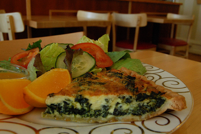 Café Quiche | ©stu_spivack/Flickr